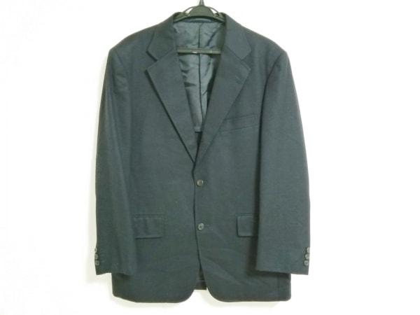 J.PRESS(ジェイプレス) ジャケット サイズA7 メンズ美品  黒 肩パッド