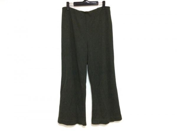 MISSONI(ミッソーニ) パンツ サイズ48 XL レディース カーキ