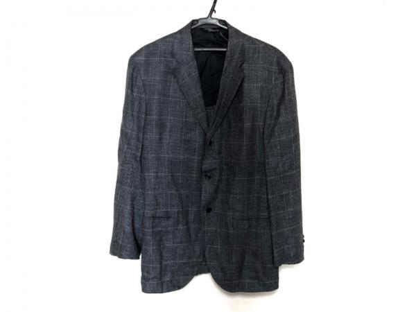 POLObyRalphLauren(ポロラルフローレン) ジャケット メンズ美品  グレー
