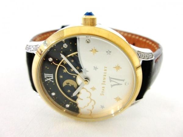 STAR JEWELRY(スタージュエリー) 腕時計 DAY&NIGHT - レディース ラインストーン