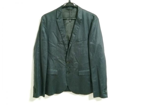 ブラックバレットバイニールバレット ジャケット サイズ2 M メンズ ダークグレー
