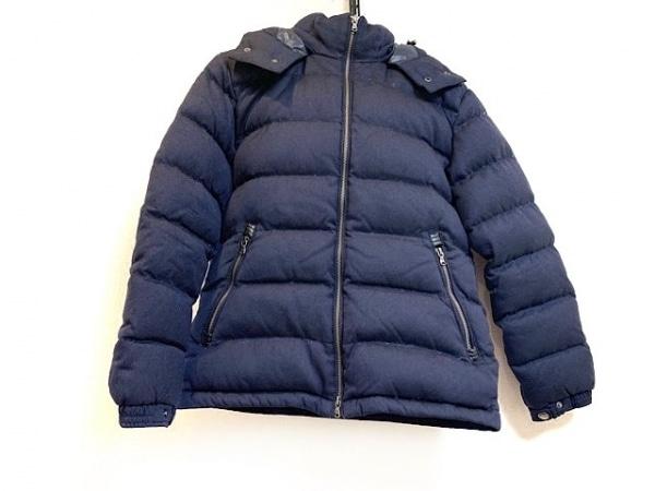 EDIFICE(エディフィス) ダウンジャケット サイズ46 XL レディース ネイビー
