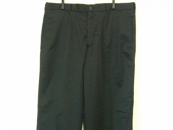ARMANICOLLEZIONI(アルマーニコレッツォーニ) パンツ サイズ50 M メンズ 黒