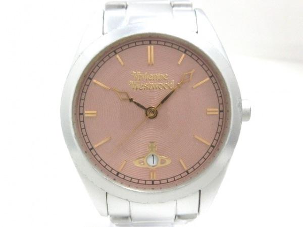 VivienneWestwood(ヴィヴィアン) 腕時計 VV049RSSL レディース ピンク