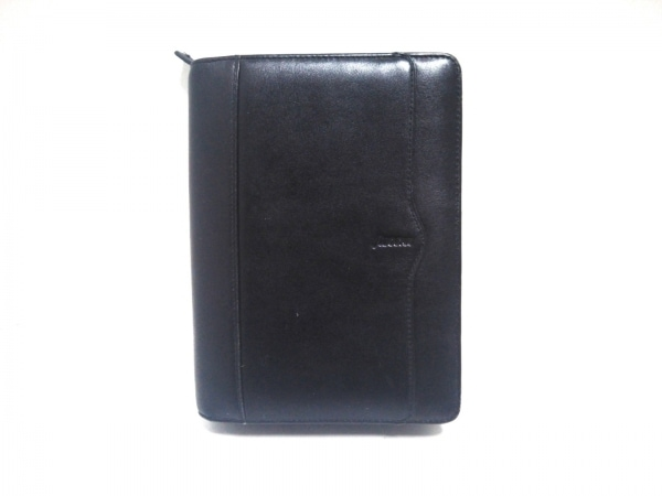 Filofax(ファイロファックス) 手帳 黒 レザー