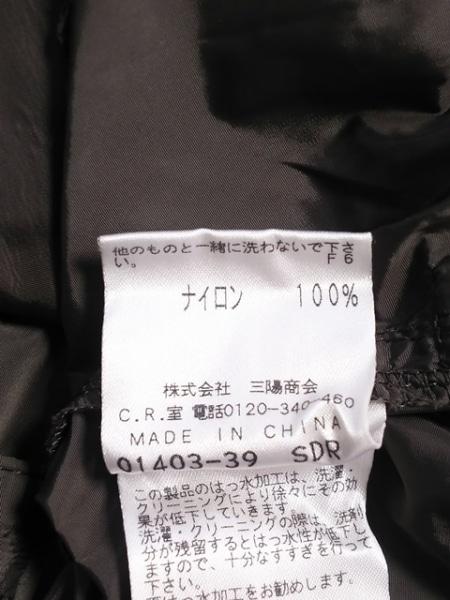 フラジール コート サイズ38 M レディース ダークブラウン 撥水加工/春・秋物
