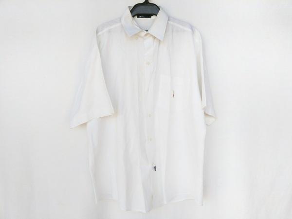 POLObyRalphLauren(ポロラルフローレン) 半袖シャツ サイズ20 メンズ 白