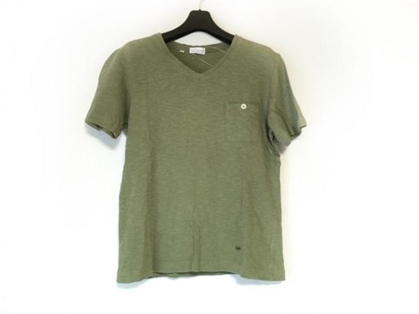 Guy Rover(ギローバー) 半袖Tシャツ サイズS メンズ ダークグリーン