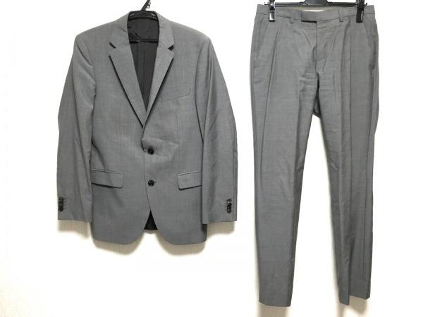 HUGOBOSS(ヒューゴボス) シングルスーツ サイズ34R メンズ グレー