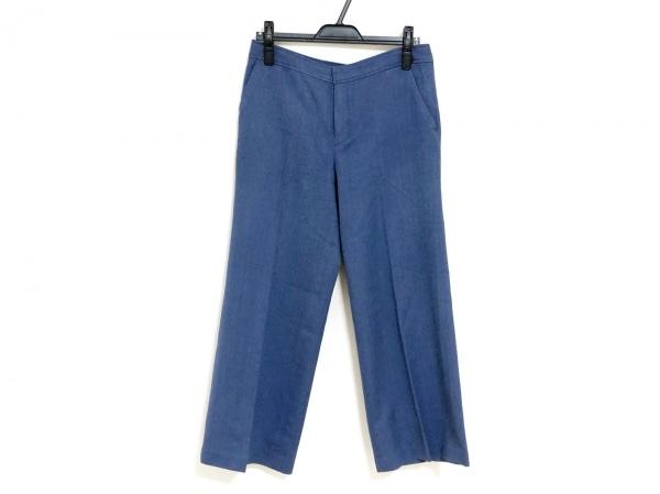 DAMAcollection(ダーマコレクション) パンツ レディース美品  ブルー