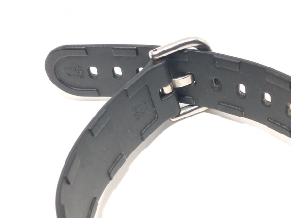 CASIO(カシオ) 腕時計 BGX-130 レディース ラバーベルト グレー