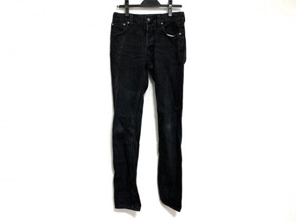 NudieJeans(ヌーディージーンズ) ジーンズ サイズW28L32 レディース 黒 ダメージ加工