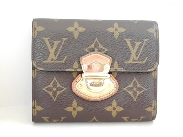 LOUIS VUITTON(ルイヴィトン) 3つ折り財布 モノグラム ポルトフォイユ・コアラ M58013