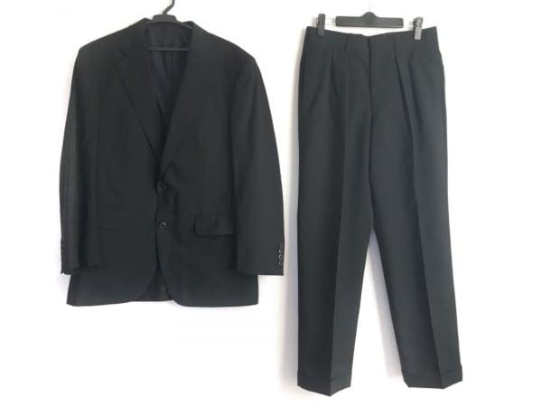 Burberry LONDON(バーバリーロンドン) シングルスーツ メンズ美品  黒