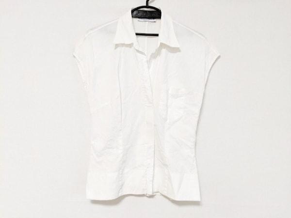 ドルチェアンドガッバーナ 半袖カットソー サイズ40 M レディース美品  白