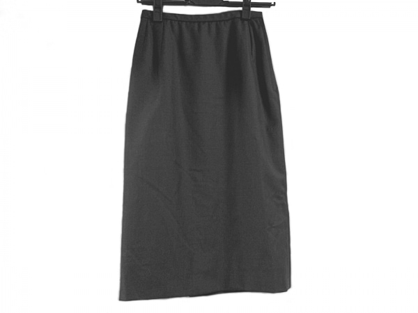Leilian(レリアン) スカート サイズ11 M レディース美品  ダークグレー