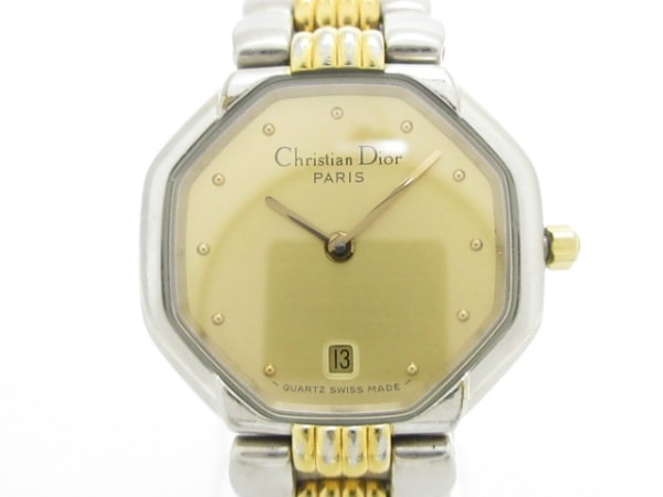ChristianDior(ディオール) 腕時計 48.203 レディース ゴールド