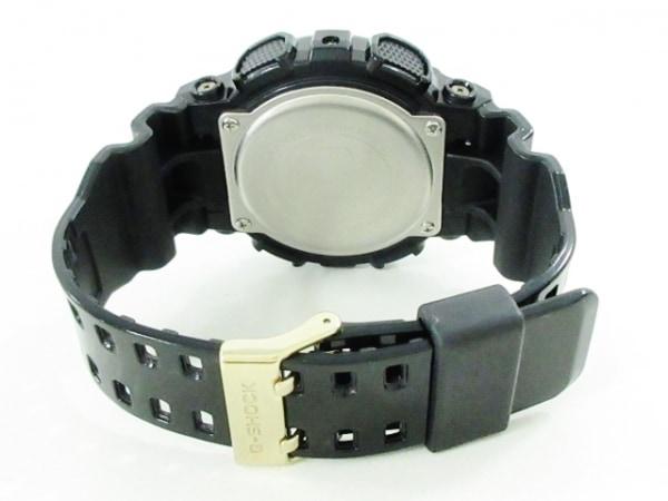 CASIO(カシオ) 腕時計美品  G-SHOCK GA-110GB メンズ 黒