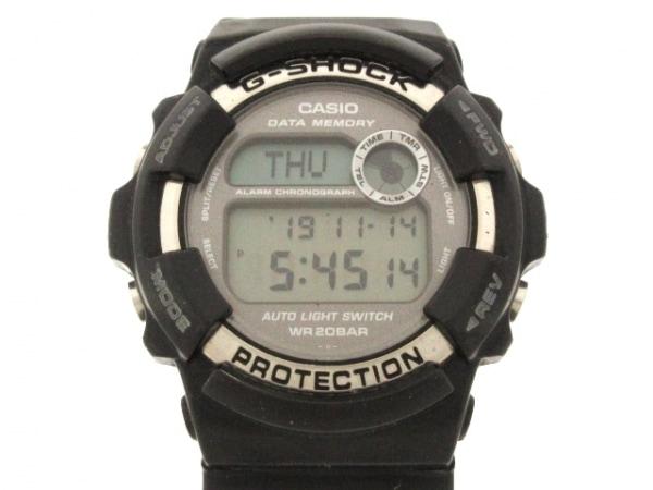 CASIO(カシオ) 腕時計美品  G-SHOCK DW-9298 メンズ 黒