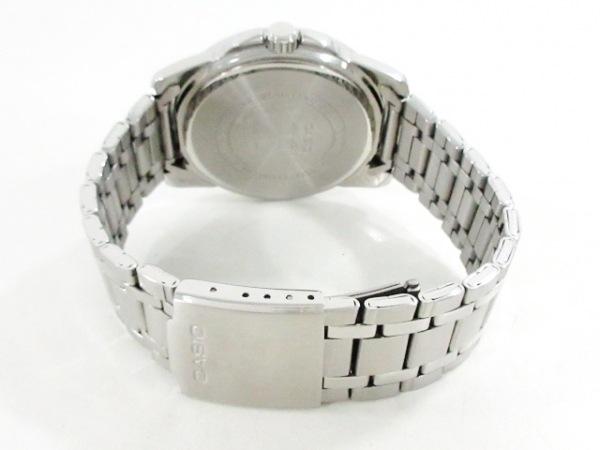 CASIO(カシオ) 腕時計美品  MPT-1314 メンズ ダークネイビー