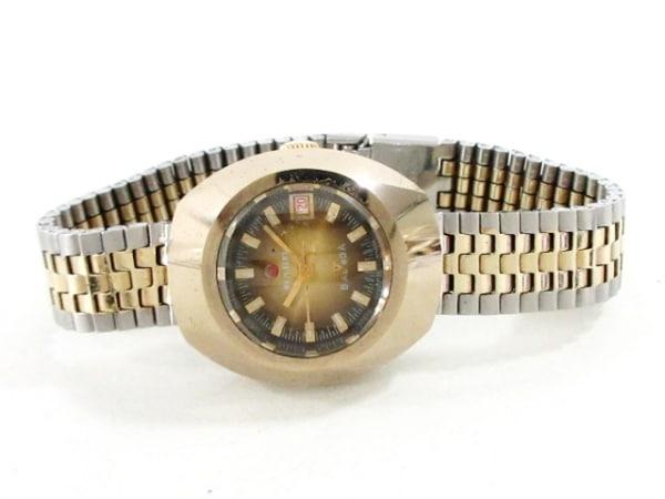 RADO(ラドー) 腕時計 - レディース ダークブラウン