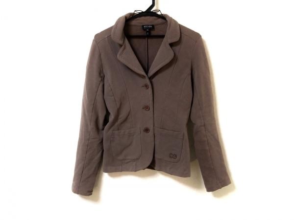 ESCADA(エスカーダ) ジャケット サイズ37 L レディース ライトブラウン