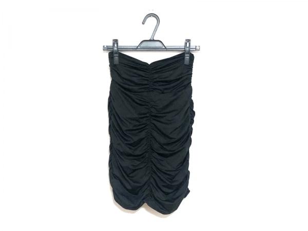 Adonisis(アドニシス) スカート サイズF レディース新品同様  黒