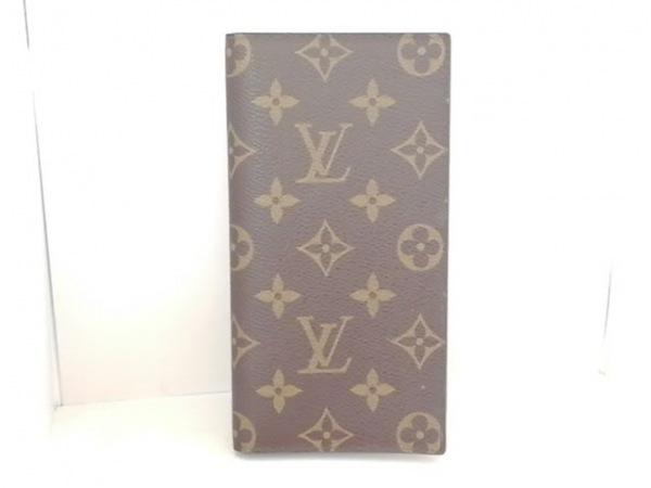 LOUIS VUITTON(ルイヴィトン) 手帳 モノグラム アジェンダオリゾンタル R20008