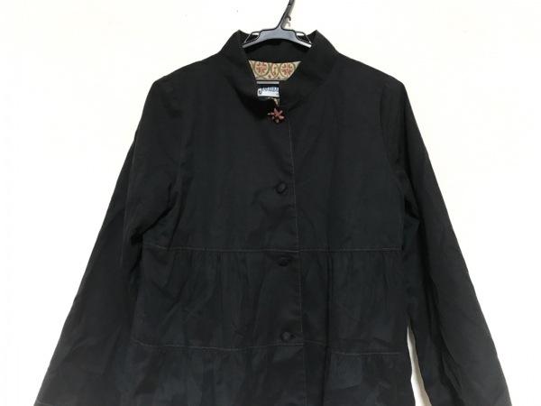 JOCOMOMOLA(ホコモモラ) コート サイズ40 XL レディース美品  グレー 春・秋物
