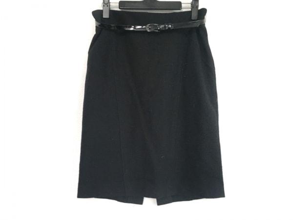 Pinky&Dianne(ピンキー&ダイアン) スカート サイズ40 M レディース 黒