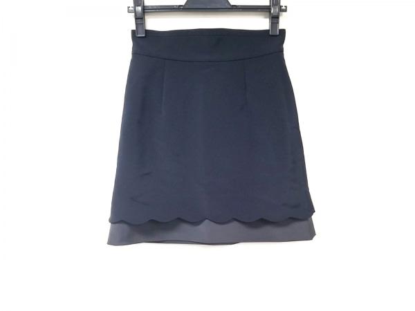 FOXEY NEW YORK(フォクシーニューヨーク) スカート サイズ40 M レディース美品