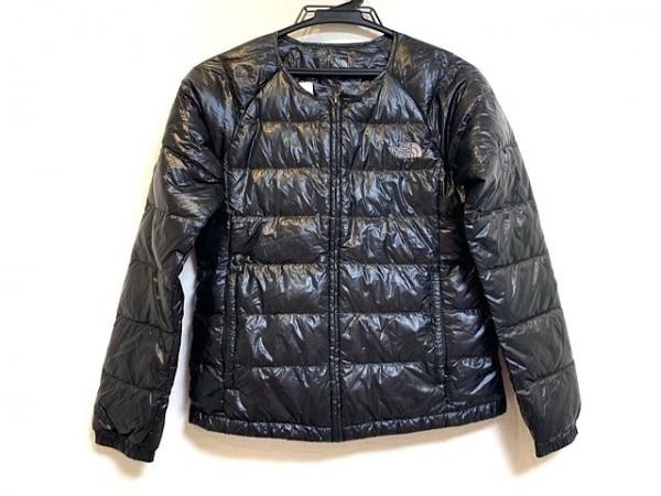 THE NORTH FACE(ノースフェイス) ダウンジャケット サイズS レディース美品  黒 冬物