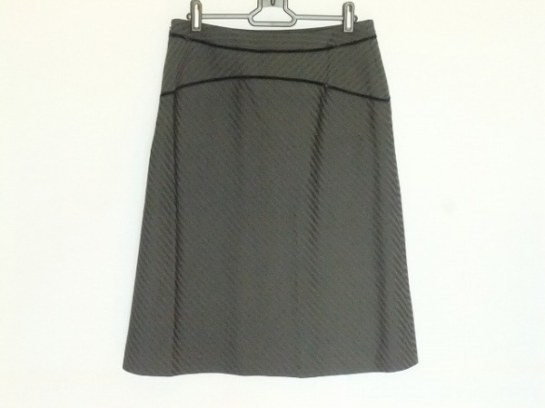 SONIARYKIEL(ソニアリキエル) スカート サイズ42 L レディース 黒