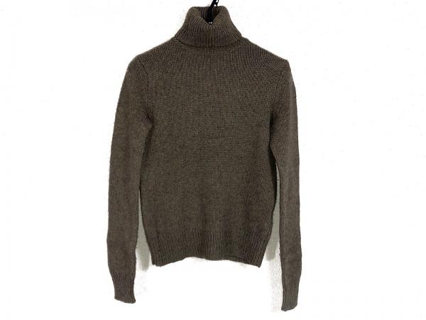 RalphLauren(ラルフローレン) 長袖セーター サイズS レディース ブラウン ハイネック