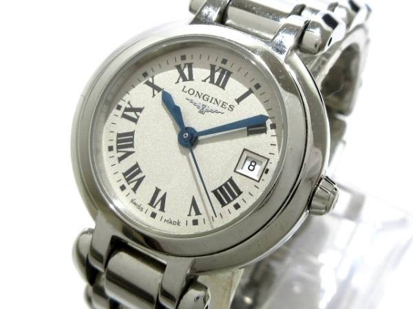 LONGINES(ロンジン) 腕時計 L8.110.4 レディース ベージュ