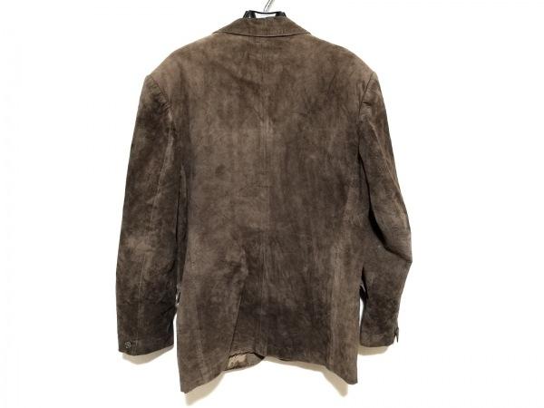 schott(ショット) ジャケット サイズ42 L メンズ美品  ダークブラウン スエード