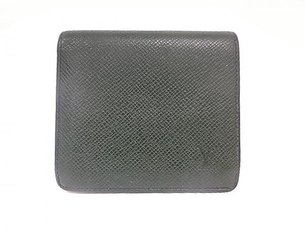 ルイヴィトン 2つ折り財布 タイガ ポルト ビエ・3カルト クレディ M30454 エピセア