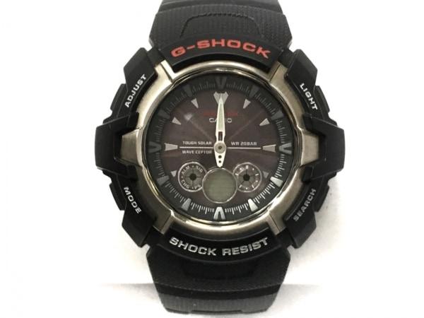 CASIO(カシオ) 腕時計美品  G-SHOCK GW-1500J メンズ タフソーラー/電波/アナデジ