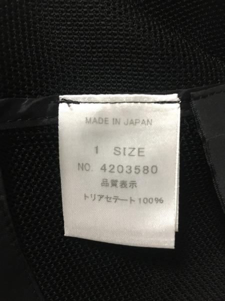 リツコシラハマ ジャケット サイズ1 S レディース新品同様  黒 メッシュ