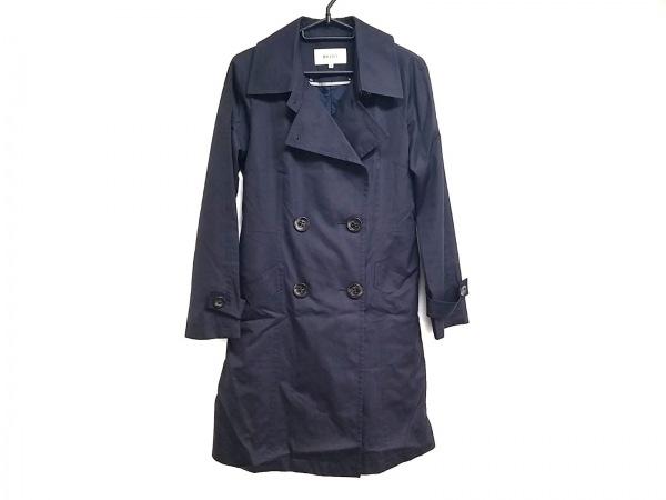 BALLSEY(ボールジー) コート サイズ36 S レディース美品  ネイビー