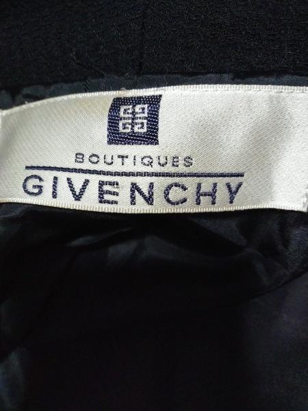GIVENCHY(ジバンシー) ジャケット サイズ38 M レディース新品同様  黒