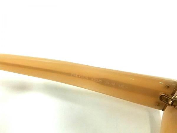 ジミーチュウ サングラス X2QJD ベージュ×黒 プラスチック 5