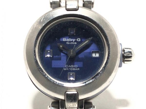 CASIO(カシオ) 腕時計 Baby-G/G-ms MSG-10D レディース ブルー