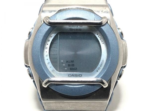 CASIO(カシオ) 腕時計 Baby-G/G-ms MSG-160D レディース グレー
