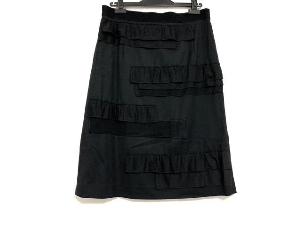 SONIARYKIEL(ソニアリキエル) ロングスカート サイズ44 L レディース美品  黒