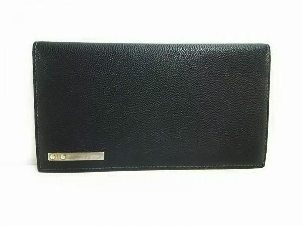 Cartier(カルティエ) 手帳 サントス 黒 レザー 1