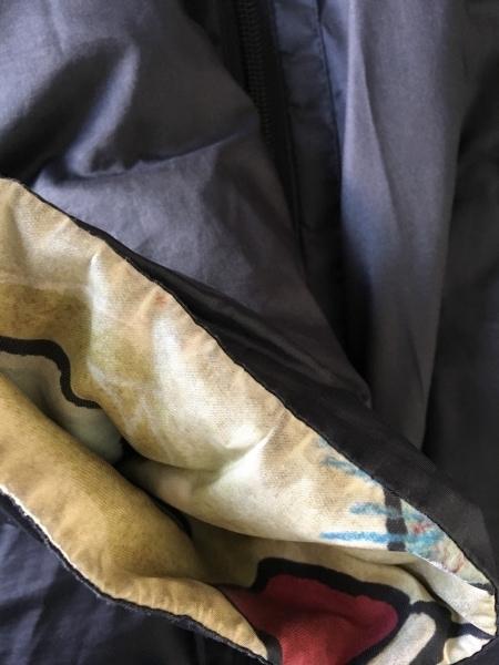 OLLEBOREBLA(アルベロベロ) ダウンコート レディース 黒 リバーシブル/冬物