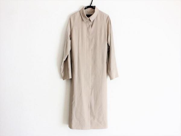 KEITH(キース) コート サイズ42 L レディース美品  ベージュ 春・秋物