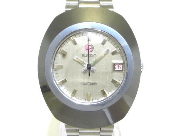 RADO(ラドー) 腕時計 ダイアスター/ウォーターシールド メンズ シルバー