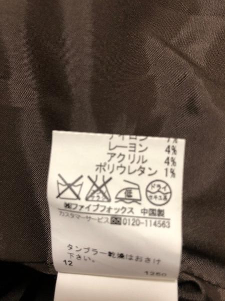 COMME CA MEN(コムサメン) コート サイズL メンズ美品  ダークグレー 冬物